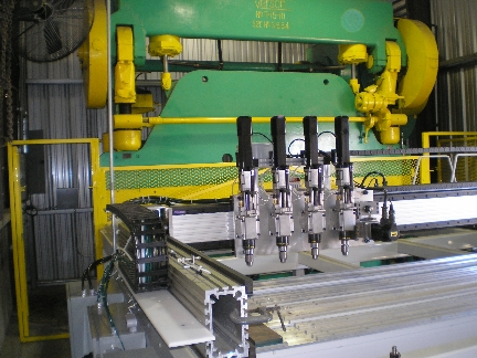 custom machine fabrication production components euroma hypneumat vertical tapping machines automation components spindle heads sugino selfeeders